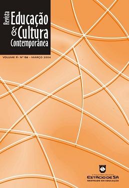 Edição Temática sobre o Plano Nacional de Educação